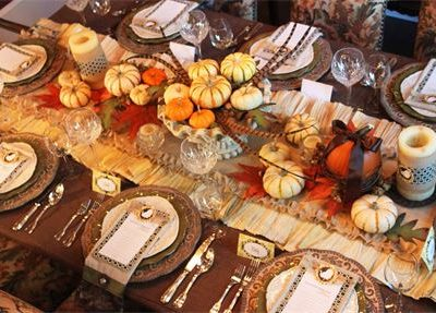 Let Colonial Cleaning Company help you get ready for Thanksgiving
